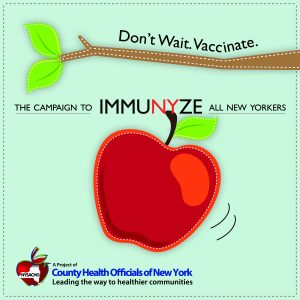 Register now for the fall Adult Immunization Coalition Meetings